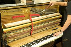 ピアノ調律・調整